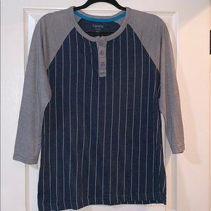 Carbon | Rue 21 | Baseball Style T-Shirt